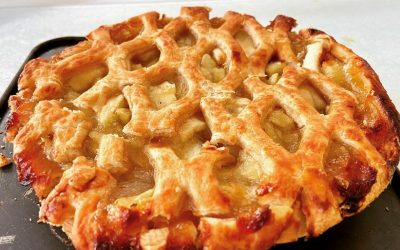 What if this could be as yummy as apple pie?